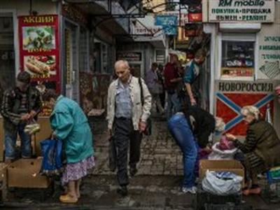 Sự sống trở lại miền Đông Ukraine