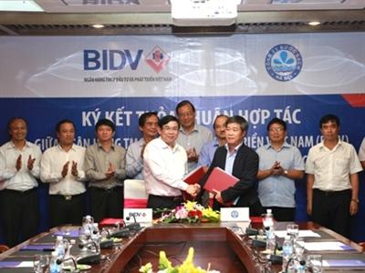 BIDV cam kết chi 5.500 tỷ đồng cho Công ty Nước sạch Hà Nội