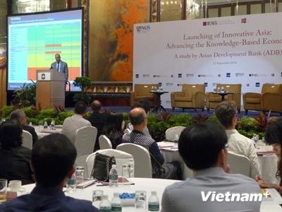 EIU: Việt Nam đạt trung bình ở châu Á về năng suất sáng tạo