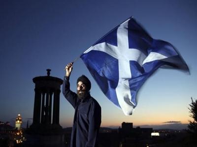 Scotland: Số người phản đối độc lập lại chiếm đa số