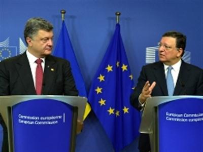 Ukraine sẽ thông qua thỏa thuận hợp tác lịch sử với EU vào 16/9 tới