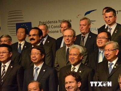 Hội nghị bộ trưởng tài chính ASEM kêu gọi tăng hợp tác Á-Âu