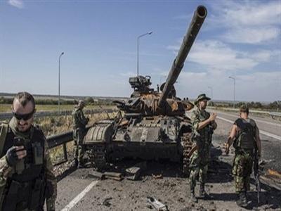 Giao tranh bùng phát ở miền Đông Ukraine, 21 người thương vong