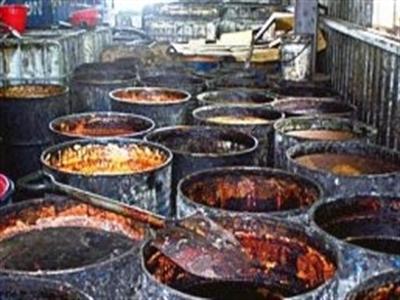 Thu hồi sản phẩm chứa dầu ăn bẩn của Đài Loan