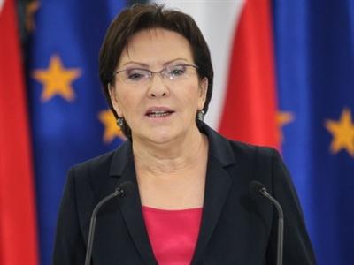Chủ tịch Quốc hội Ba Lan được bổ nhiệm làm Thủ tướng mới