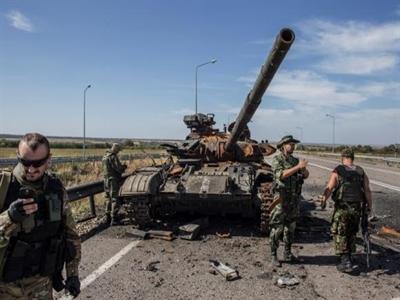 NATO tiếp viện vũ khí, Ukraine lập chiến tuyến mới ở miền Đông