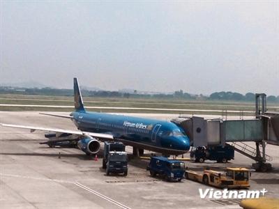 Vietnam Airlines hủy bay đến Hải Phòng vì bão Kalmaegi