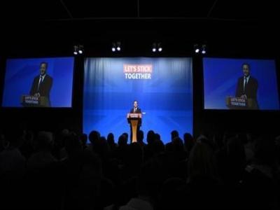 Thủ tướng Anh kêu gọi Scotland bỏ phiếu chống