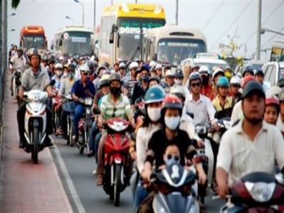 TPHCM dự kiến thu 120.000 đồng phí đường bộ với xe máy 100 phân khối