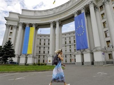 Ukraine và EU thông qua thỏa thuận hợp tác lịch sử