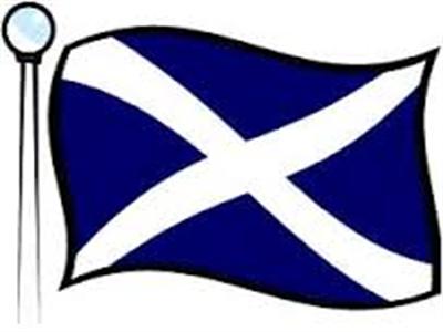 Treo cờ Scotland trên dinh thự - Thông điệp chính trị của Thủ tướng Cameron