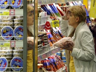 Doanh số bán lẻ tại Ukraine giảm mạnh nhất 4 năm