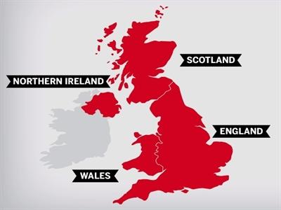 Thiếu Scotland, Vương Quốc Anh trông sẽ như thế nào?