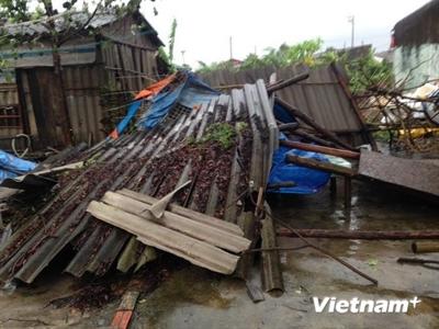 Quảng Ninh thiệt hại ước tính 20 tỷ đồng do bão số 3