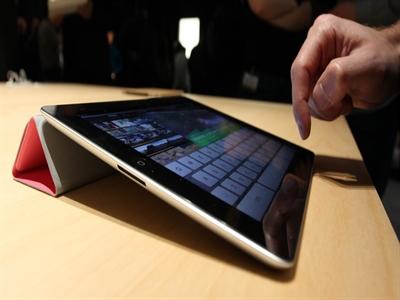 Apple sẽ trình làng iPad mới vào cuối tháng 10