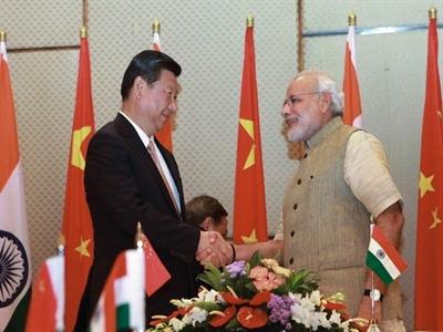 Trung Quốc và Ấn Độ ký 3 thỏa thuận hợp tác quan trọng