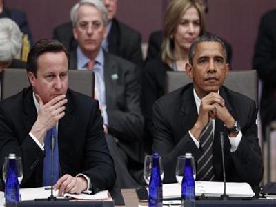Tổng thống Barack Obama ủng hộ Scotland ở lại Liên hiệp Anh