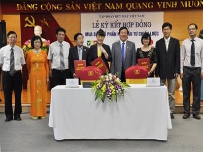 Vinatex chính thức bán cổ phần cho Vingroup và VID