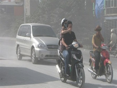 Hà Nội chịu ô nhiễm không khí nặng hơn TP HCM