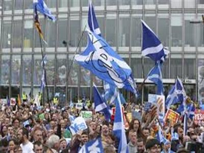 Scotland: Nhiều điểm bỏ phiếu công bố kết quả ủng hộ ở lại Anh