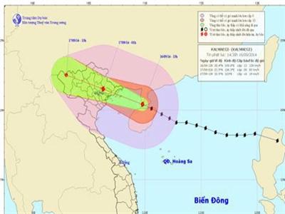 Bão Fung-Wong khiến 5 người Philippines thiệt mạng, hướng về Đài Loan