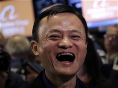 Alibaba lọt top 5 công ty công nghệ đáng giá nhất hành tinh sau IPO