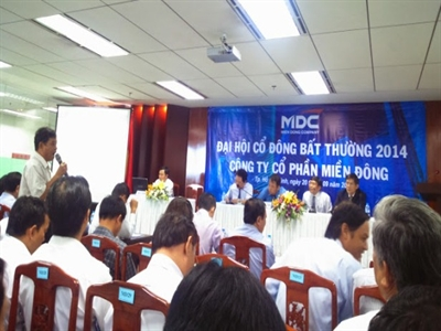 ĐHĐCĐ bất thường MDG: Tố cáo gian lận, dối trá của HĐQT và Ban điều hành cũ