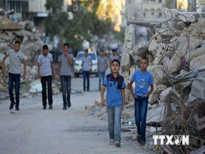 Liên hợp quốc sẽ bố trí giám sát viên quốc tế để tái thiết Gaza