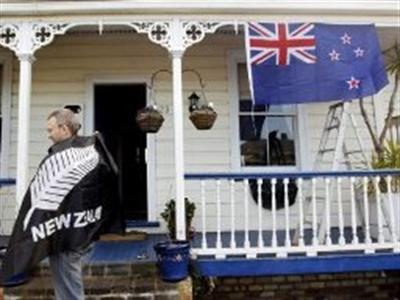New Zealand tính thay đổi quốc kỳ