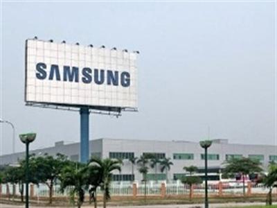 Miễn giảm thuế thu nhập doanh nghiệp 15 năm cho Samsung Display