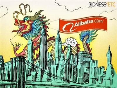 Hiệu ứng Domino từ Alibaba