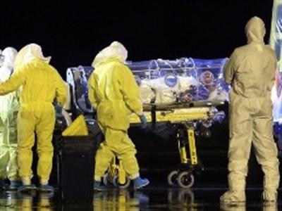 Số ca nhiễm Ebola có thể lên 21.000 người sau hơn 1 tháng nữa