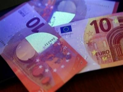 Châu Âu phát hành tờ 10 euro mới