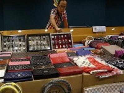 Interpol truy quét hàng giả ở châu Á