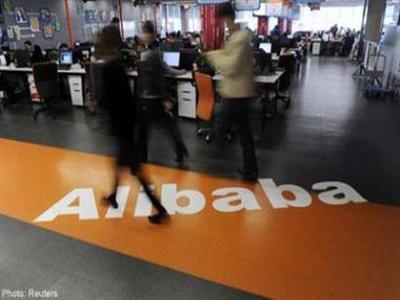 Cổ phiếu Alibaba lần đầu tiên giảm giá trong ngày thứ hai giao dịch