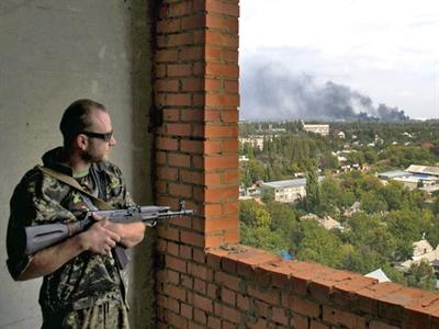 Phát hiện hố chôn tập thể ở miền Đông Ukraine
