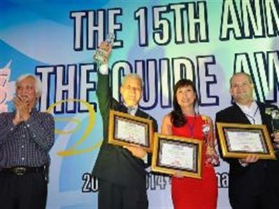 Khách sạn JW Marriott đoạt giải của tạp chí The Guide