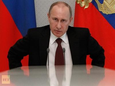 Putin: Mỹ không thể gây áp lực với Nga về Ukraine