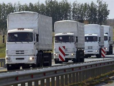 Nga chuẩn bị gửi chuyến hàng nhân đạo thứ 4 đến miền Đông Ukraine