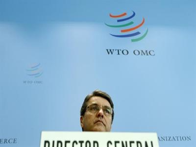 WTO hạ dự báo tăng trưởng thương mại toàn cầu 2014-2015