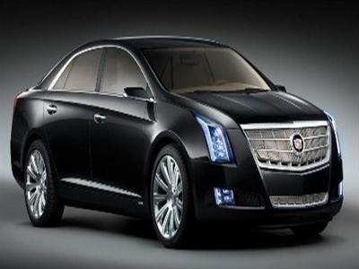 GM sẽ bán được 70.000 xe sang Cadillac tại Trung Quốc