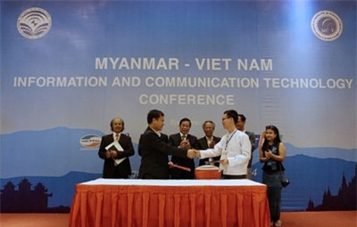 Doanh nghiệp Việt Nam xây dựng hệ thống chính phủ điện tử cho Myanmar