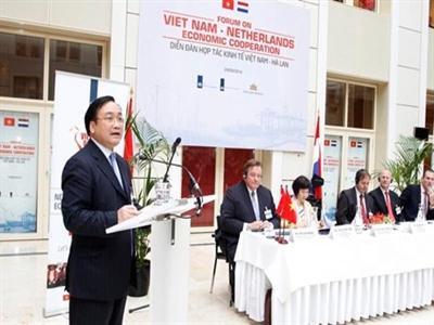Việt Nam - Hà Lan ký biên bản ghi nhớ hợp tác rau quả