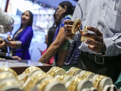 Chênh lệch giá vàng Ấn Độ tăng gấp đôi do nhu cầu tăng trong mùa lễ hội