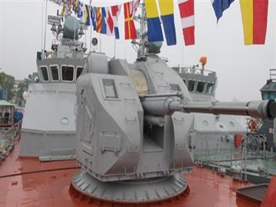 Hải quân Việt Nam tiếp nhận tàu chiến hiện đại