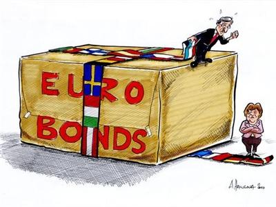 Lợi suất trái phiếu chính phủ Eurozone giảm nhẹ