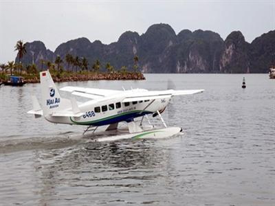Hải Âu sắp khai trương tuyến du lịch bằng thủy phi cơ Sài Gòn - Cần Thơ