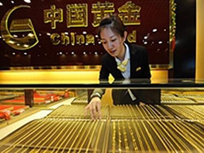 Nhập khẩu ròng vàng của Trung Quốc từ Hong Kong thấp nhất từ 2001