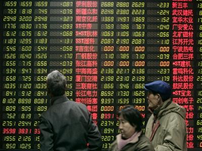 Chứng khoán châu Á ghi nhận 3 tuần giảm liên tiếp