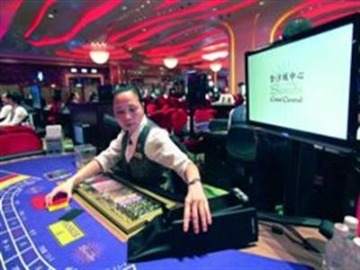Sòng bài Macau lao đao vì Trung Quốc chống tham nhũng
